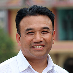 Mr Kuber Kumar Shrestha