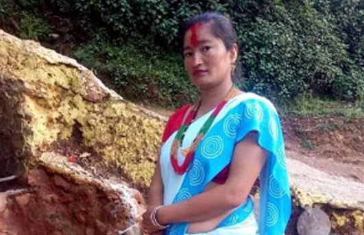 Meet Narayani KC–DrOTS Nepal Volunteer!