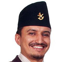 Mr Uttam Pudasaini